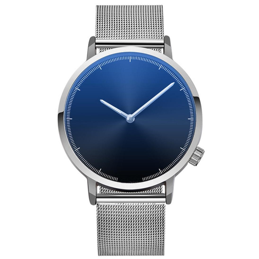 Reloj muñeca mujer,KanLin1986 bisuteria mujer reloj mujer de acero inoxidable relojes mujer deportivo regalos mujer reloj militar mecanico relojes de cuarzo ...
