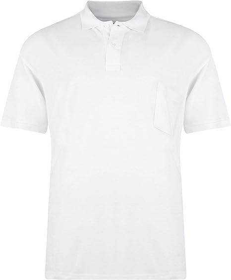 Mens Big Size Louie James Designer Crowd Polo Shirt 3XL 4XL 5XL 6XL 7XL 8XL