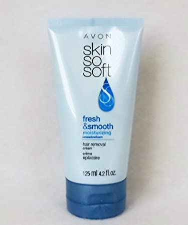 Avon SSS Fresh & Smooth Moisturizing Hair Removal Cream 4.2 Oz
