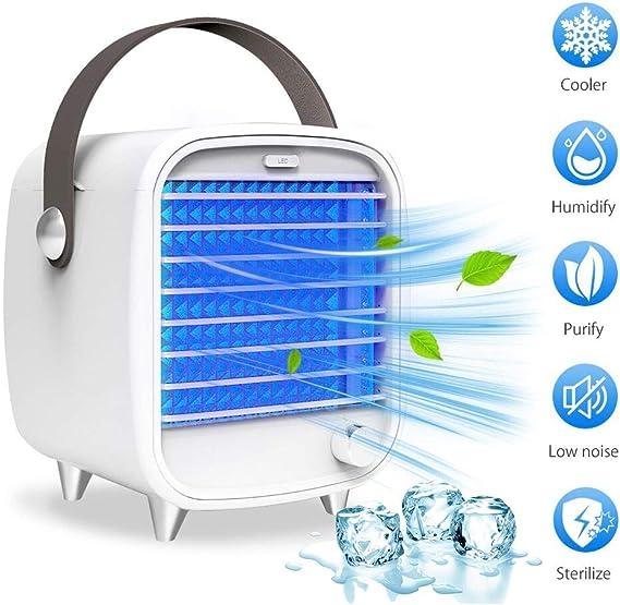 ahanzhu Lámpara UV para Aire Acondicionado, lámpara de ...