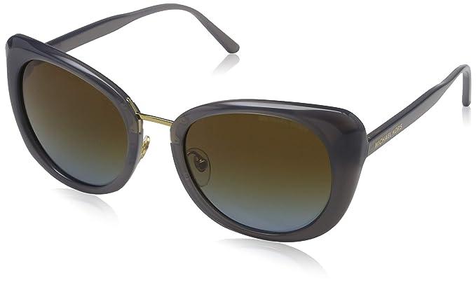 Michael Kors Lisbon 332113 52 Gafas de sol, Gris (Milky Grey ...
