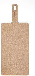 product image for Epicurean Handy Series Cutting Board with Handle, 14-Inch by 7-Inch, Natural