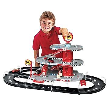 Faro - Playset para coches de juguete Cars Toys SR703: Amazon.es: Juguetes y juegos