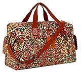 BAOSHA HB-31 Women Travel Duffel Bag Carry on Weekender Overnight Bag (Colour)