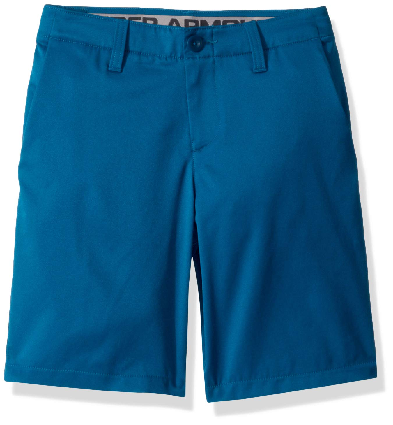 Under Armour boys Match Play 2.0 Golf Short, Teal Vibe (417)/Teal Vibe, 8