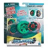 Beyblade Beywheelz Battler #W-09 Venom Bite Serpent