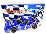 AUTOGRAPHED 1991 Jeff Gordon #1 Carolina Ford Dealers Racing (Busch Series Rookie) Signed Action 1/24 NASCAR Diecast Car with COA (Limited Edition)