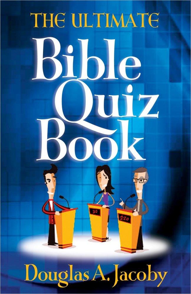 Download The Ultimate Bible Quiz Book PDF Text fb2 ebook