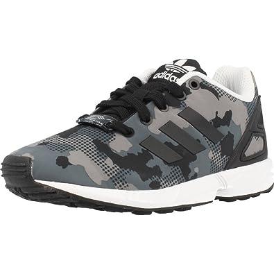 Laufschuhe Jungen color Grau  marca ADIDAS ORIGINALS modelo Laufschuhe Jungen ADIDAS ORIGINALS ZX FLUX C Grau