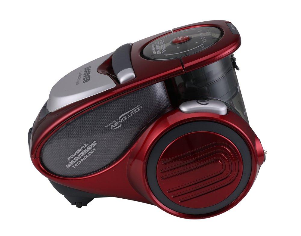 Hoover TRAINO XP81_XP25 Aspirador Trineo 800 W, 1.5 litros, 75 Decibeles, Rojo Metalico: Hoover: Amazon.es: Hogar
