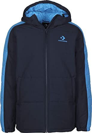 b1c289ba72b1d Converse Herren Jacke Poly Fill Jacket  Amazon.de  Bekleidung