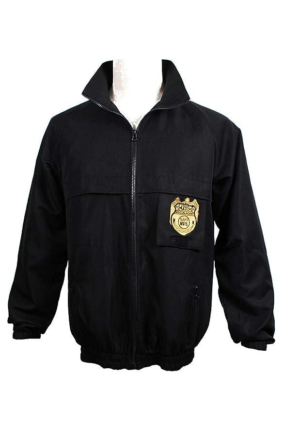 Amazon.com: DEREN NCIS Leroy Jethro Gibbs - Chaqueta para ...