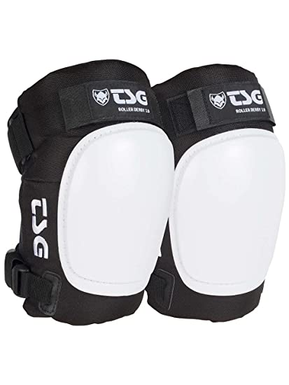 amazon com tsg kneepad roller derby 3 0 pads for skateboard