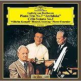 ベートーヴェン:ピアノ三重奏曲第7番「大公」、チェロ・ソナタ第3番