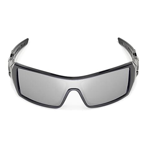 7f1eac1052cfe Walleva Replacement Lenses Oakley Oil Rig Sunglasses (Titanium Mirror  Coated - Polarized)  Amazon.ca  Sports   Outdoors