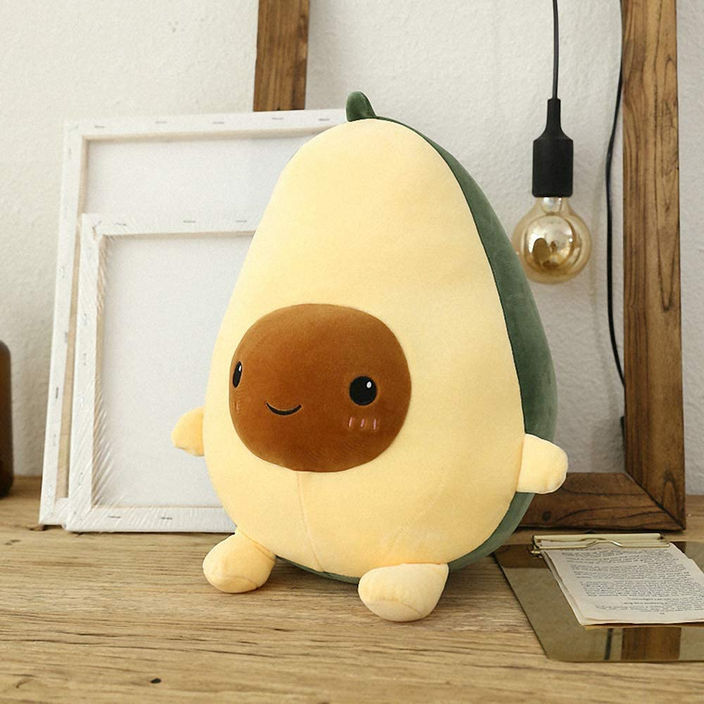 CLYDD Cute Avocado Plush Toy 9.8