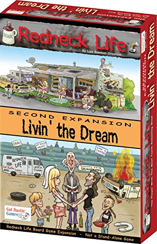 Gut Bustin' Games Livin' the Dream: Redneck Life Board Game Expansion #2