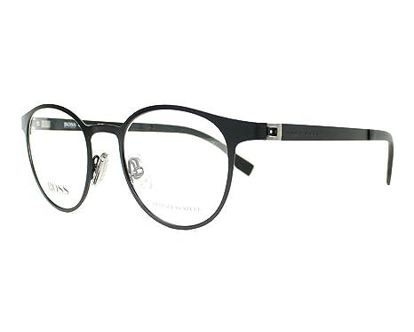 da461fc8ccb Image Unavailable. Image not available for. Color  HUGO BOSS Eyeglasses  0842 0003 Matte Black