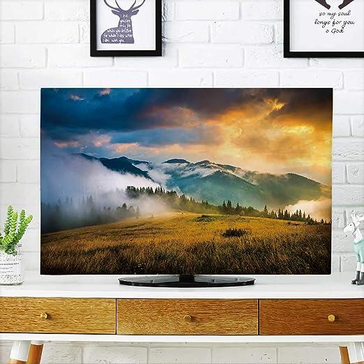prunus - Cinta métrica para Proteger tu televisor y lápiz Sobre un ...