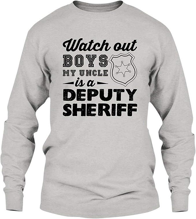 Short Sleeve Shirts Belong to A Deputy Sheriff Tee Shirt