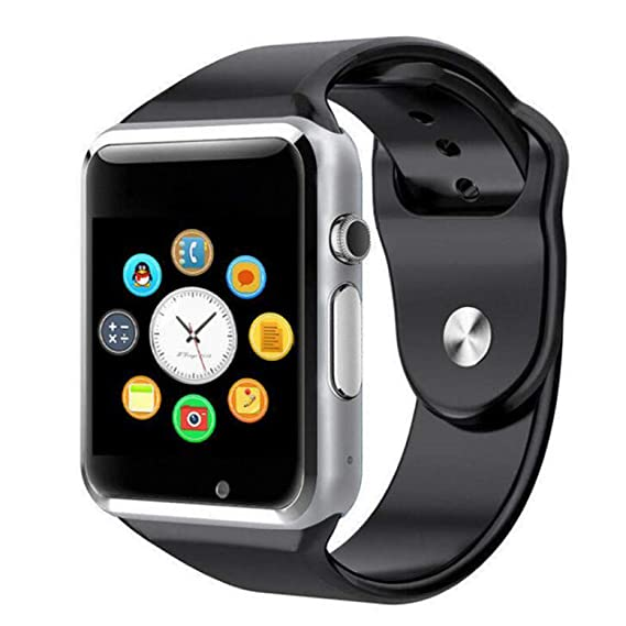 SZPZC Reloj Inteligente Bluetooth con Cámara Ranura para ...