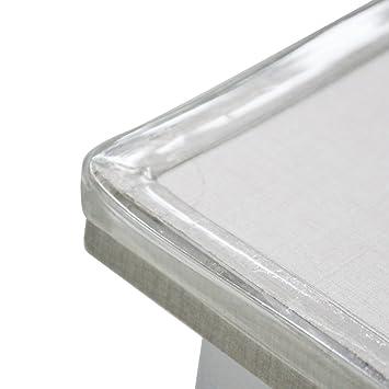 Amazoncom Transparent Baby Bumper Strip Baby Safety Corner