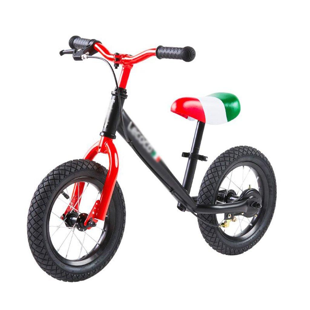 経典ブランド 子供のスライドカーウォーカースクーターベイビーいいえペダル自転車キッズおもちゃのダブルホイール2-6歳 B07FYW32K3 Red Red Red B07FYW32K3 Red, CIRCLE:bde4e35a --- a0267596.xsph.ru
