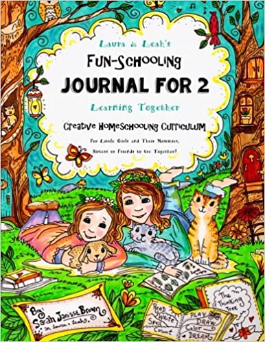 Laura Leahs Fun Schooling Journal For 2
