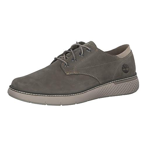 Timberland Zapatos de Cordones de Cuero para Hombre