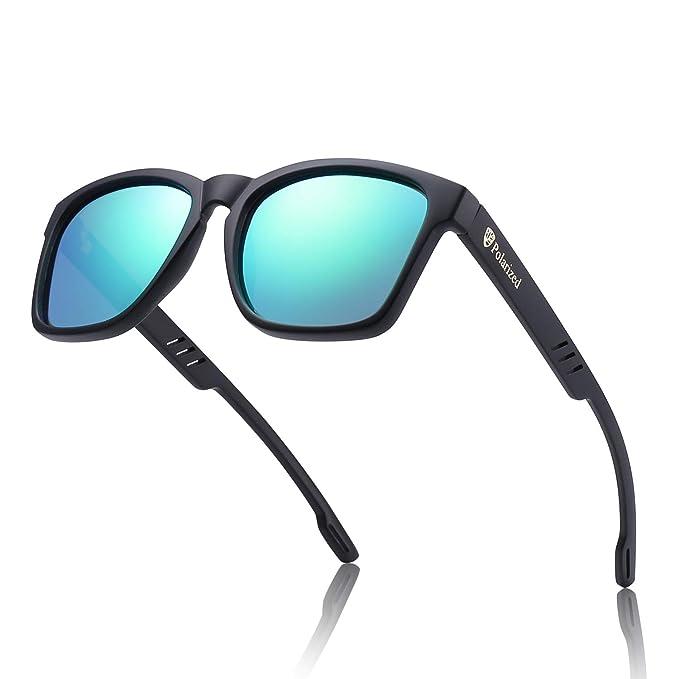 517535744ccc5 Hu Wood Polarized Sunglasses For Women Mens UV 400 Protection Classic Brand  Designer Sun Glasses (
