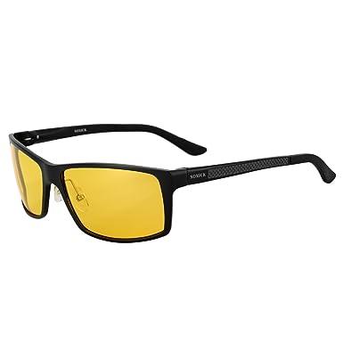 434d67e4dcf Amazon.com  SOXICK HD Night Driving Glasses