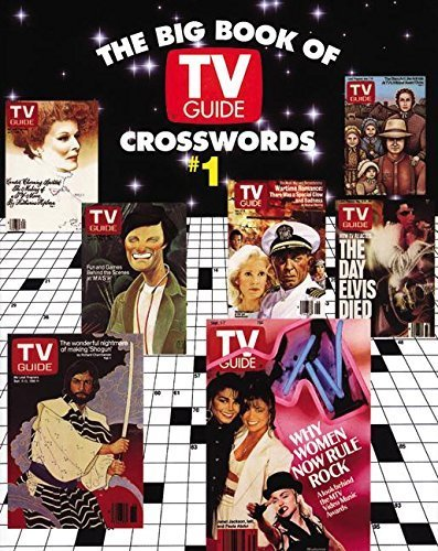 (Big Book of TV Guide Crosswords: Test Your TV IQ Qith More Than 250 Great Puzzles from TV Guide! by TV Guide Editors (1993-01-27))