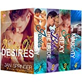 Naughty Girl Desires Boxed Set: Romance, Contemporary Romance, Romance Suspense, Box Set