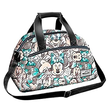 KARACTERMANIA Bolsa deporte Minnie Disney Drawing 51cm ...