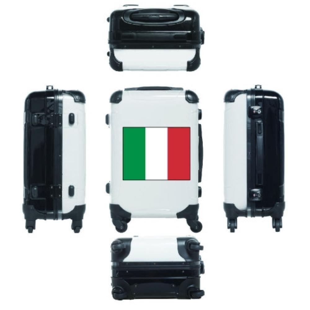 (クラブティー) ClubT イタリアの国旗ー横ー両面プリント キャリーバッグ(31L) 31L   B0788R3TMG
