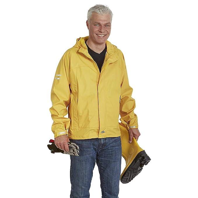 c5d4ea4021a5bf RAINplus Regenjacke aus ELDEE-Flex XXL EL DEE 40903 Arbeitshandschuhe