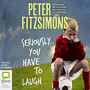 Seriously...You Have to Laugh Audiobook