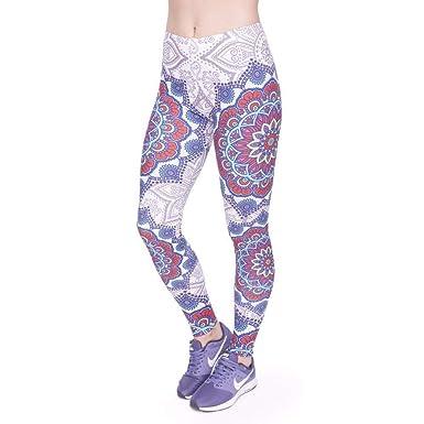 Battercake Pantalones De Yoga Legging Fitness Elegante ...