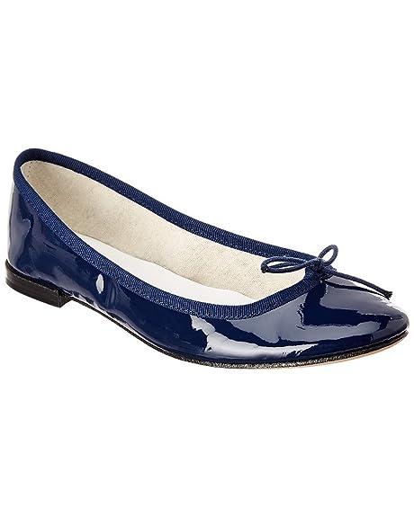 Azul Para Mujer OscuroColor Repetto Bailarinas De Charol lFKJT1c3