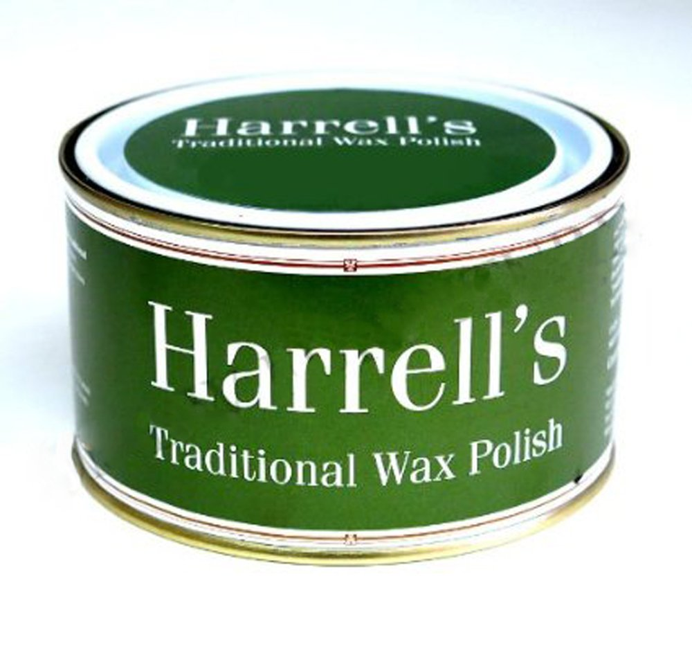 Harrells Wax: Georgian Mahogany 400 Gram Can by Harrells Furniture Care