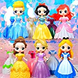 Girl Dolls With Gorgeous Princesses