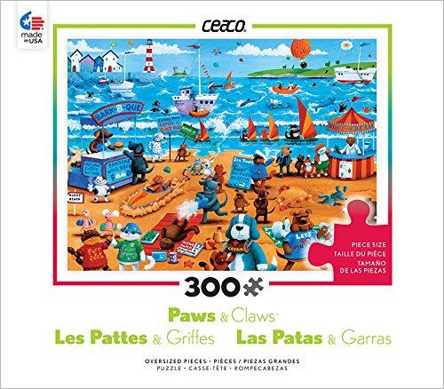Ceaco Paws & Claws - Gatos y Perros Puzzle: Amazon.es ...
