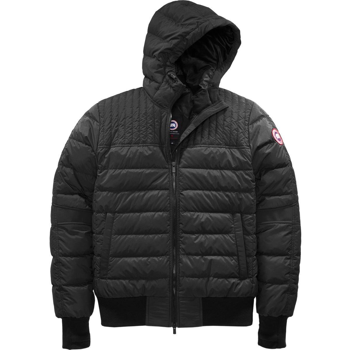 (カナダグース)Canada Goose Cabri Hooded Jacket メンズ ジャケットBlack [並行輸入品] B079FKNKJ6 日本サイズ LL (US L)|Black Black 日本サイズ LL (US L)