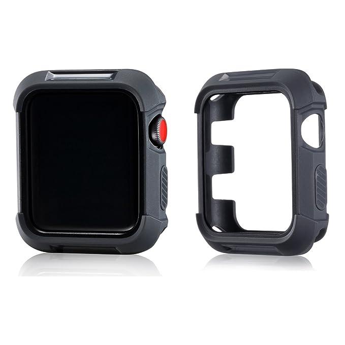 Apple Watch 3 caso, mairui iWatch 3 Protector de pantalla a ...
