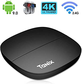TV Box, H2 Android 9.0 TV Box 2 GB RAM/16 GB ROM Hi3798M Quad-core 64 bits DDR4 soporte 2.4 GHz WiFi 4K 3D HDMI2.0 Smart TV BOX: Amazon.es: Electrónica