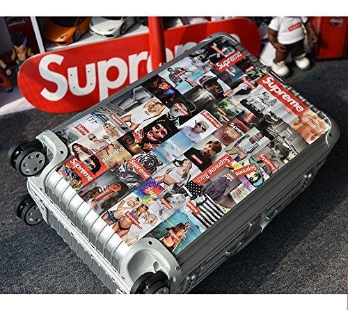 . 110pcs Stickers Vinyl Sticker Graffiti Bomb Decal Perfect to Laptop Car Luggage Skateboard Mac Bumper Bike Motorcycle Guitar Snowboard Stickers Toufftek Laptop Stickers