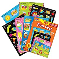 TREND enterprises, Inc. Fun Fest Stinky Stickers Variety Pack, 350 ct