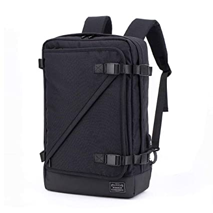 7024c48a2f2 Laptop Briefcase Backpack 3 Way Convertible Shoulder Messenger Bag Business  Rucksack 15.6 Inch for Student, Professional, School, Work  Amazon.co.uk   ...