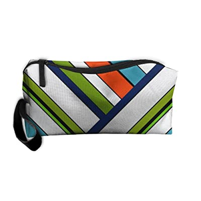Travel Cosmetic Pouch Bag Printed Makeup Bags Storage Case delicate