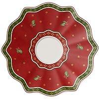 Villeroy & Boch Toy's Delight Plato Rojo